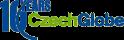 Logo Czechglobe - 10 years anniversary
